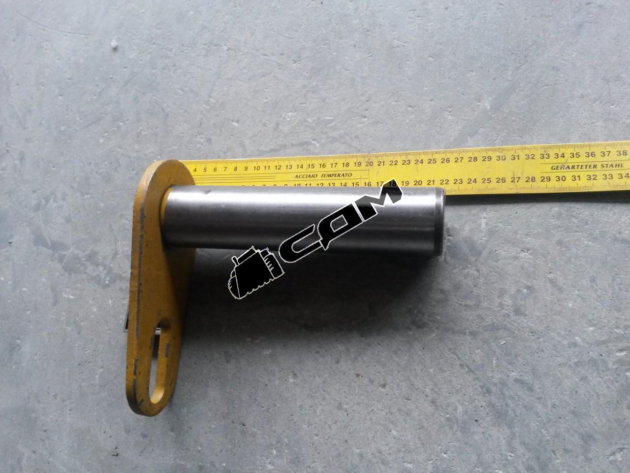 Палец крепления цилиндра стрелы к раме D=50 L=220  CDM833 /LG30F.10I-002 (310003D) LG833.10V.05